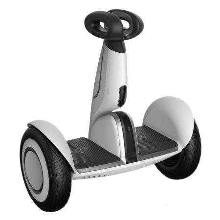Мини-сигвей MiniRobot PLUS (Белый)
